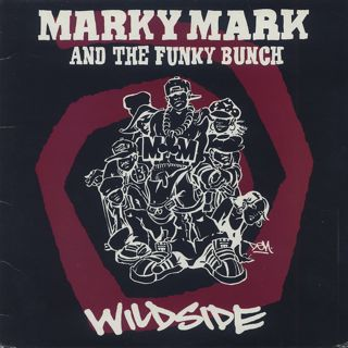 Marky Mark & The Funky Bunch / Wildside front