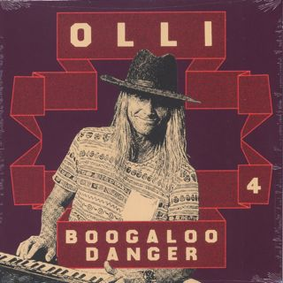 Olli / Boogaloo Danger front