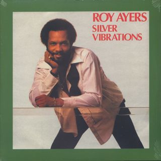 Roy Ayers / Silver Vibrations (2LP)