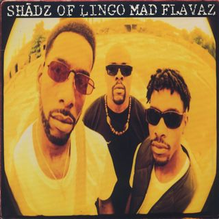 Shadz Of Lingo / Mad Flavaz front