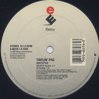 Triflin' Pac / Anystyle label