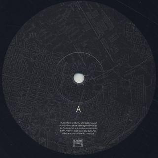 Antoine Berjeaut / Moving Cities label