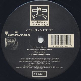 Chiapet / Westworld back