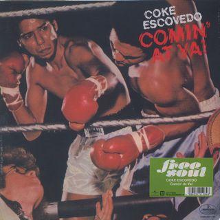 Coke Escovedo / Comin' At Ya