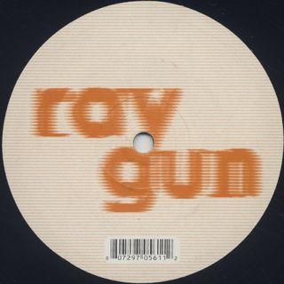 Dan Curtin / Redcrash EP back