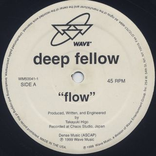 Deep Fellow / Flow back