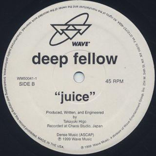Deep Fellow / Flow label