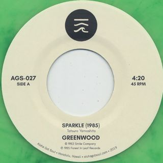 Greenwood / Sparkle (2014)