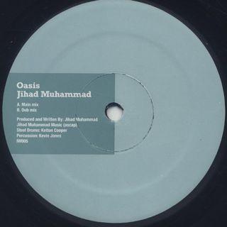 Jihad Muhammad / Oasis