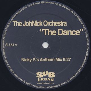JohNick Orchestra / The Dance back