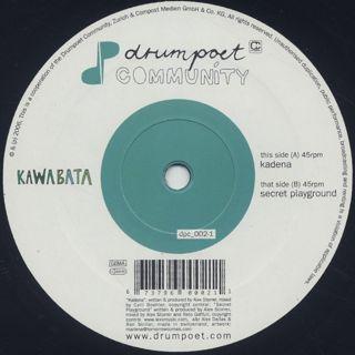 Kawabata / Kadena back