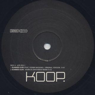 Koop / Koop Remixes label