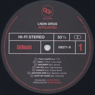 LNDN DRGS / Affiliated label
