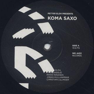 Petter Eldh / Petter Eldh Presents Koma Saxo label