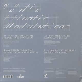 Quantic / Atlantic Modulations back