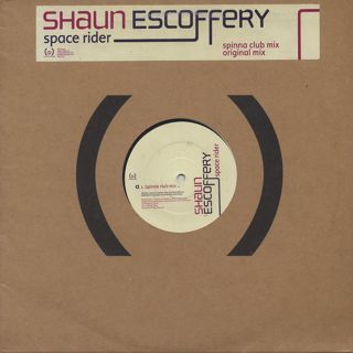 Shaun Escoffery / Days Like This front