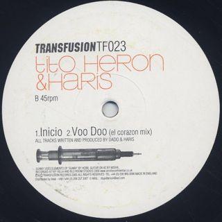 Tito Heron & Haris / Sunny back