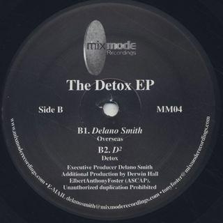 V.A. / The Detox EP back