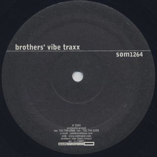 Brothers' Vibe Traxx / El Baile label