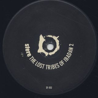 Dennis Ferrer, Kerri Chandler / The Lost Tribes Of Ibadan 2