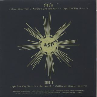 J.Rocc / Tribute To Sun Ra(s) G back