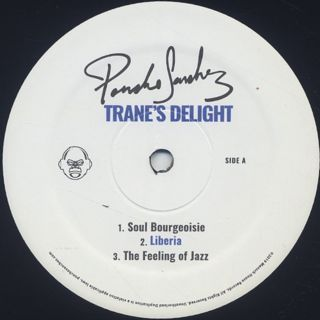 Poncho Sanchez / Trane's Delight label