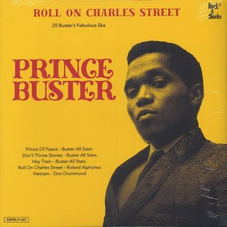 Prince Buster / Roll On Charles Street (2LP)