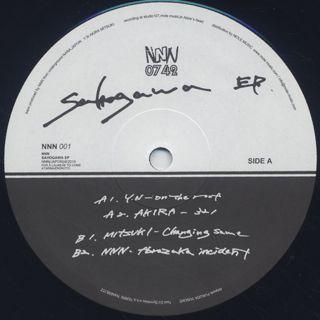 V.A. / NNN - Sahogawa EP