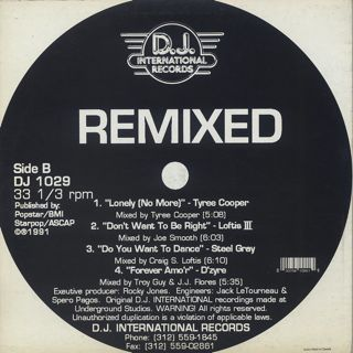 V.A. / Remixed back
