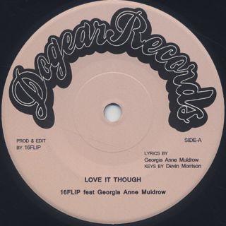 16Flip / Love It Though label