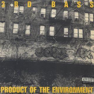 3rd Bass / Product Of The Environment
