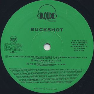 Buckshot / No Joke/Follow Me