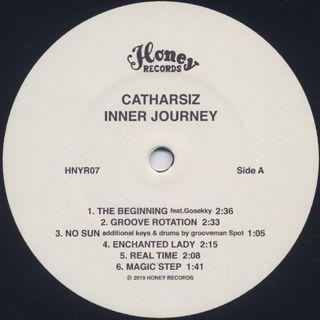 Catharsiz / Inner Journey label