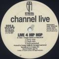 Channel Live / Six Cents c/w Live 4 Hip Hop-1