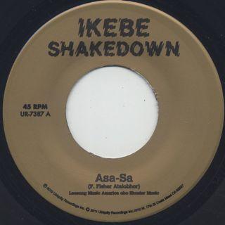 Ikebe Shakedown / Asa-Sa