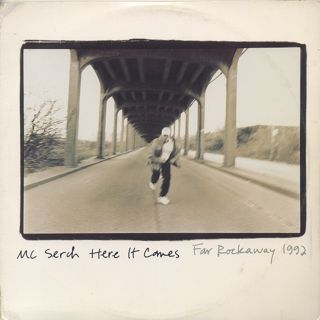 MC Serch / Here It Comes front