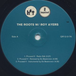 Roots / Proceed II label