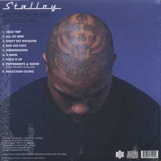 Stalley / Reflection Of Self: The Head Trip back