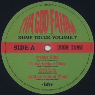 ThaGodFahim / Dump Truck 7 label