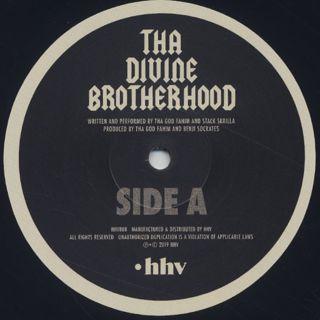 ThaGodFahim X Stack Skrilla / Dump Gawd: Tha Divine Brotherhood label