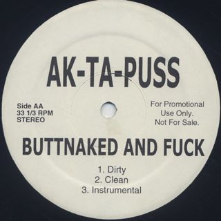 Ak-Ta-Puss / Three XXX back