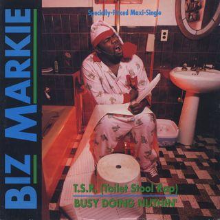 Biz Markie / T.S.R. (Toilet Stool Rap)