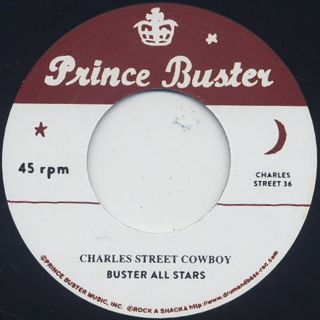 Buster's All Stars / Charles Street Cowboy