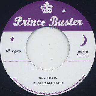 Busters All Stars / Summer Time back