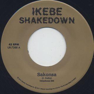 Ikebe Shakedown / Sakonsa