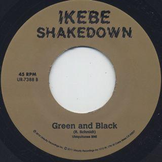 Ikebe Shakedown / Sakonsa back