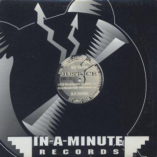 Just-Ice / Kill The Rhythm (Like A Homicide) (EP)