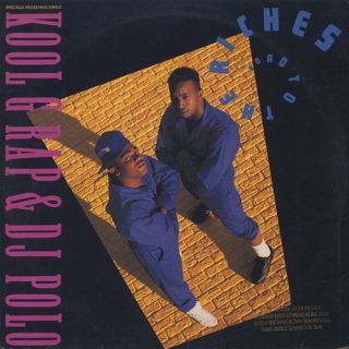 Kool G Rap & DJ Polo / Road To The Riches
