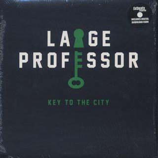 Large Professor / Key To The City
