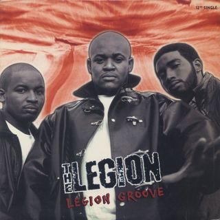 Legion / Legion Groove front